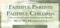 Why We Homeschool with Author Don Schanzenbach
